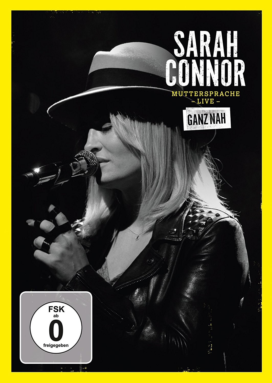 Sarah Connor - Muttersprache Live - Ganz Nah (DVD)