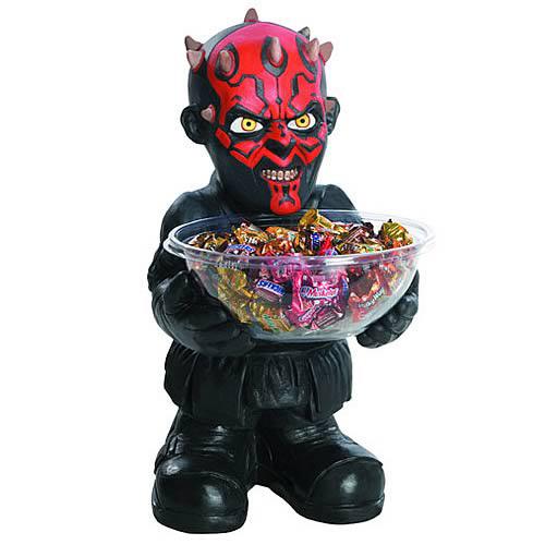Star Wars Süßigkeiten-Halter Darth Maul 40 cm (Zubehör)