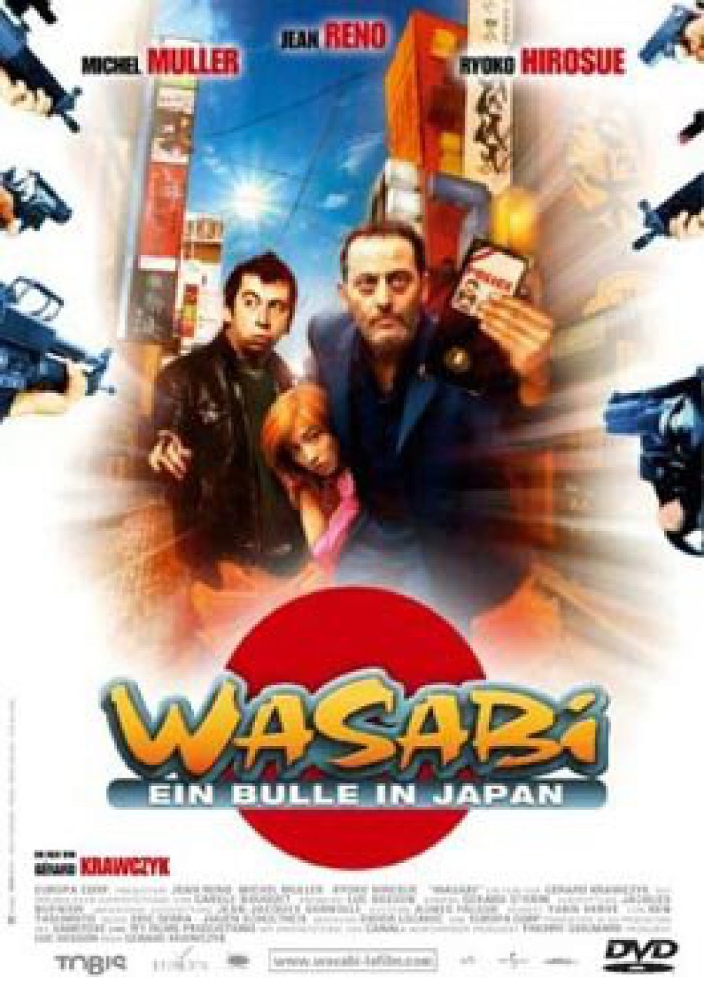 Wasabi - Ein Bulle in Japan (DVD)