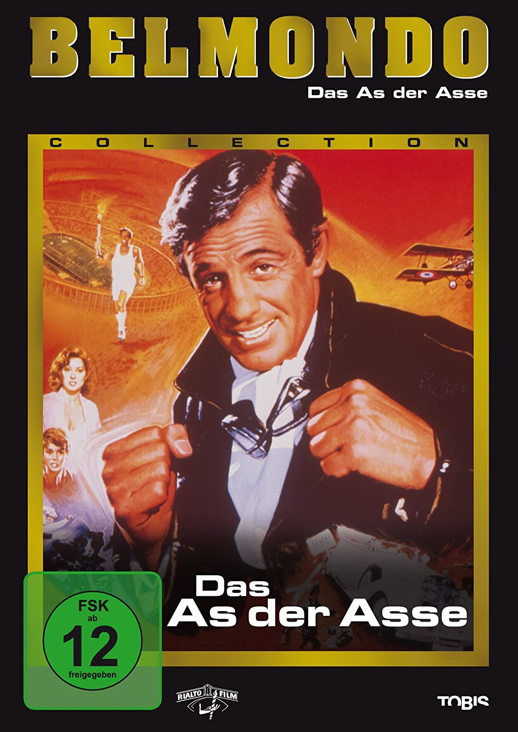 Das As der Asse - Belmondo Collection (DVD)