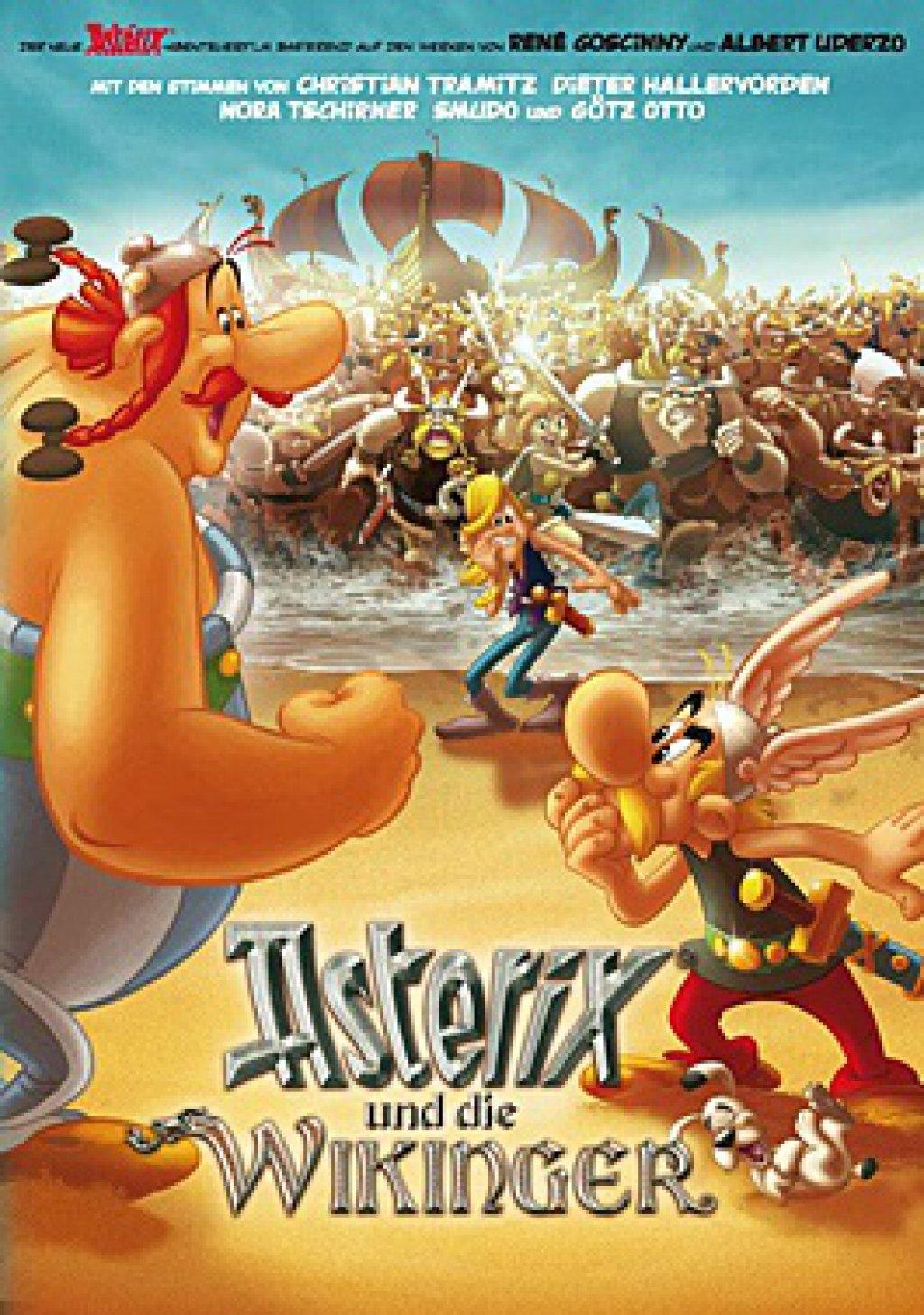 Asterix und die Wikinger (DVD)