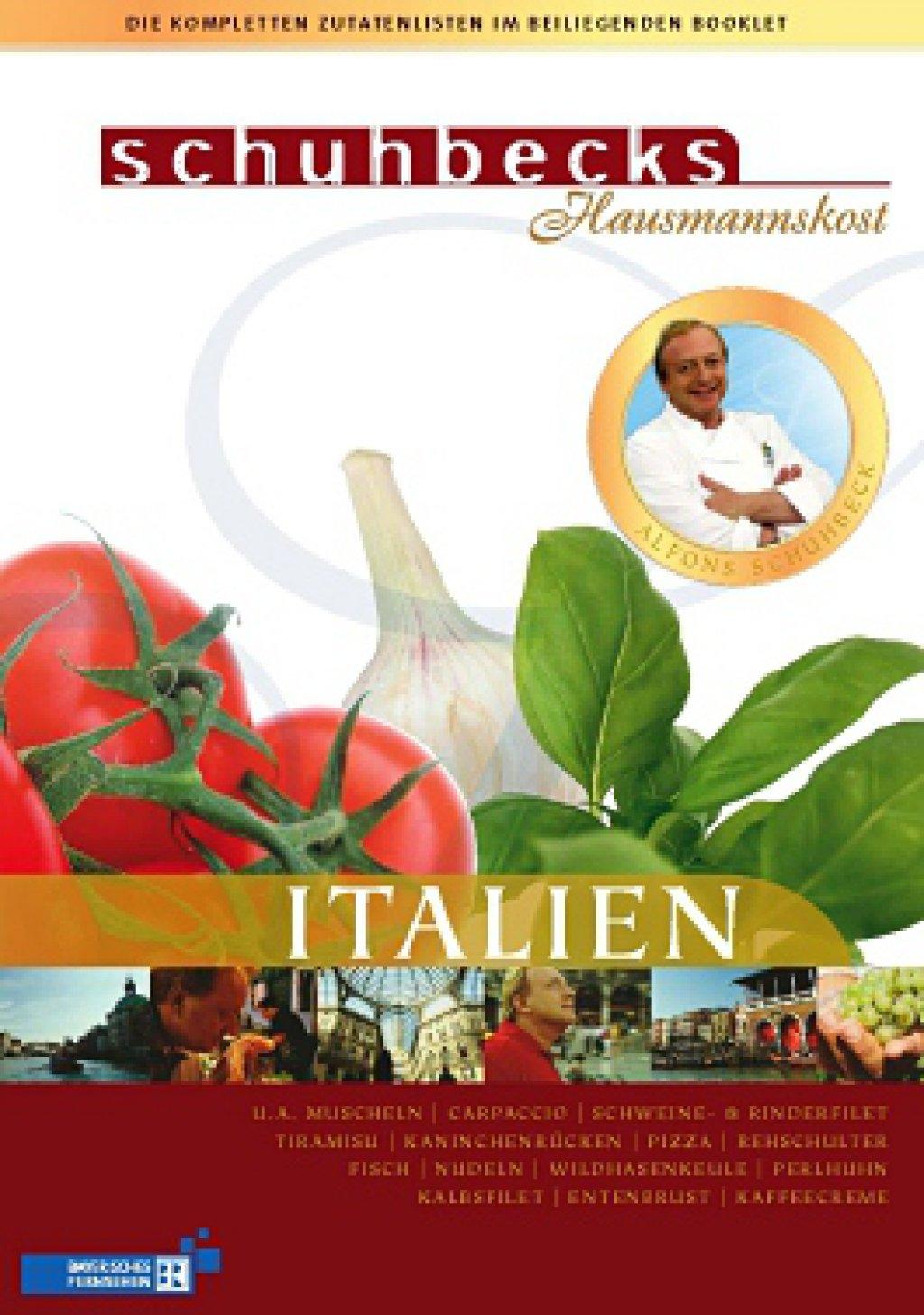 Schuhbecks Hausmannskost - Italien (DVD)