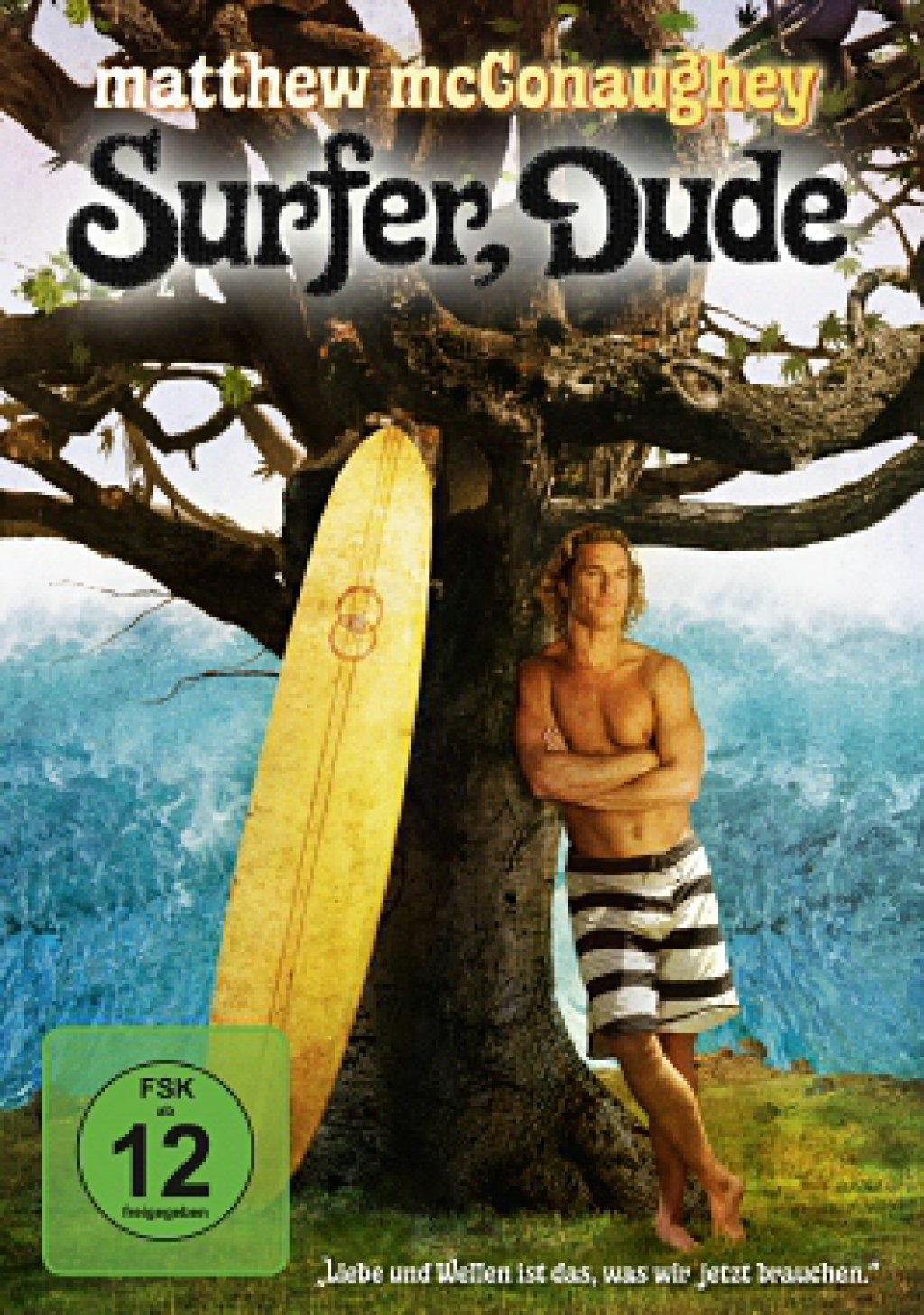 Surfer, Dude (DVD)