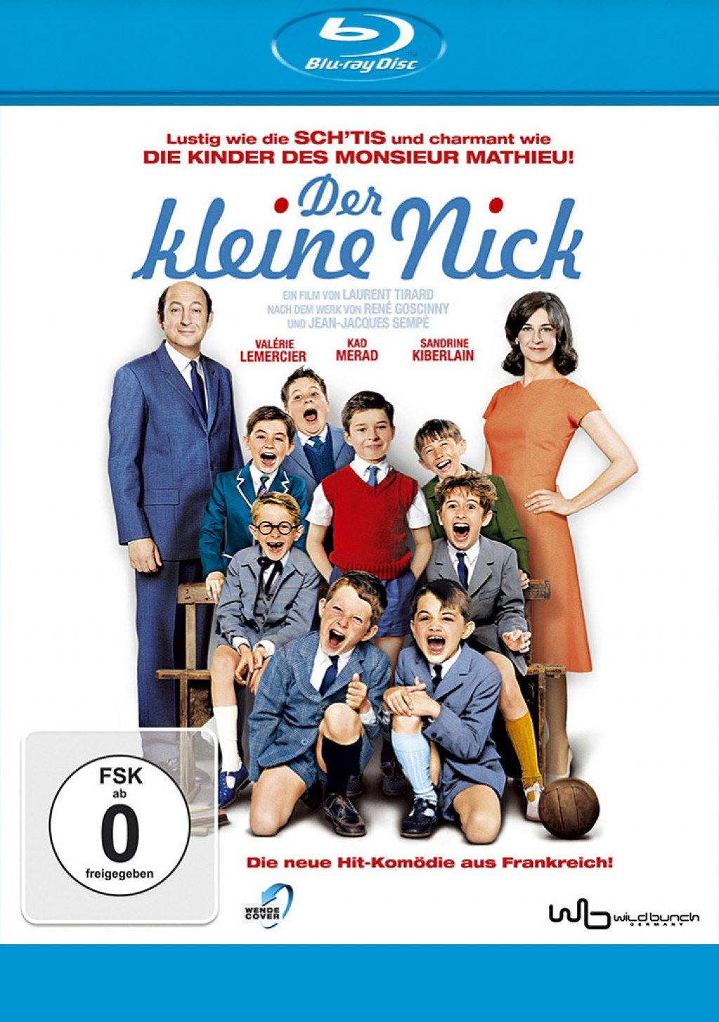 Der kleine Nick (Blu-ray)
