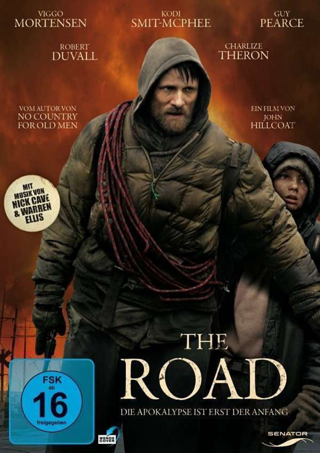 The Road - 2. Auflage (DVD)