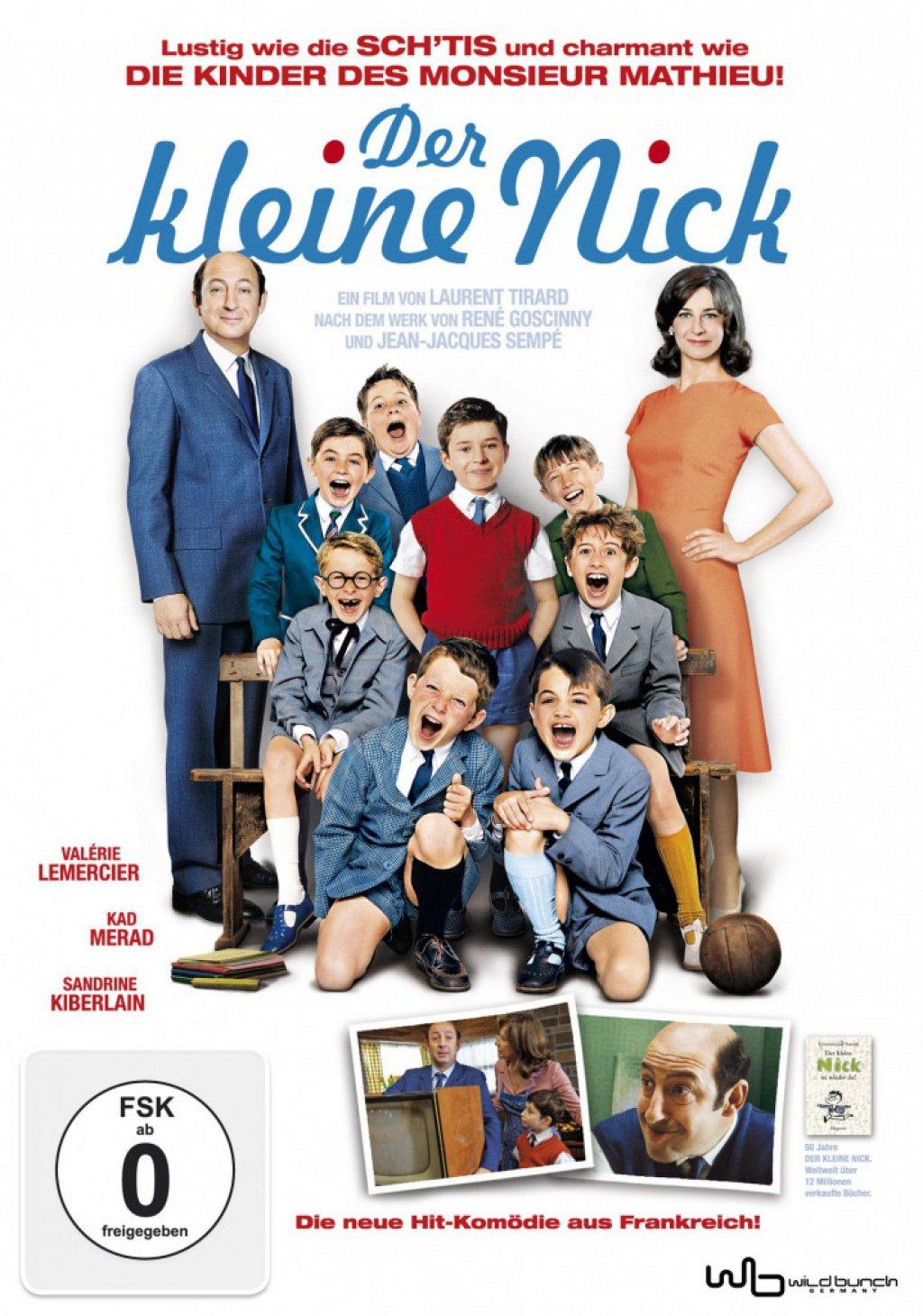 Der kleine Nick (DVD)
