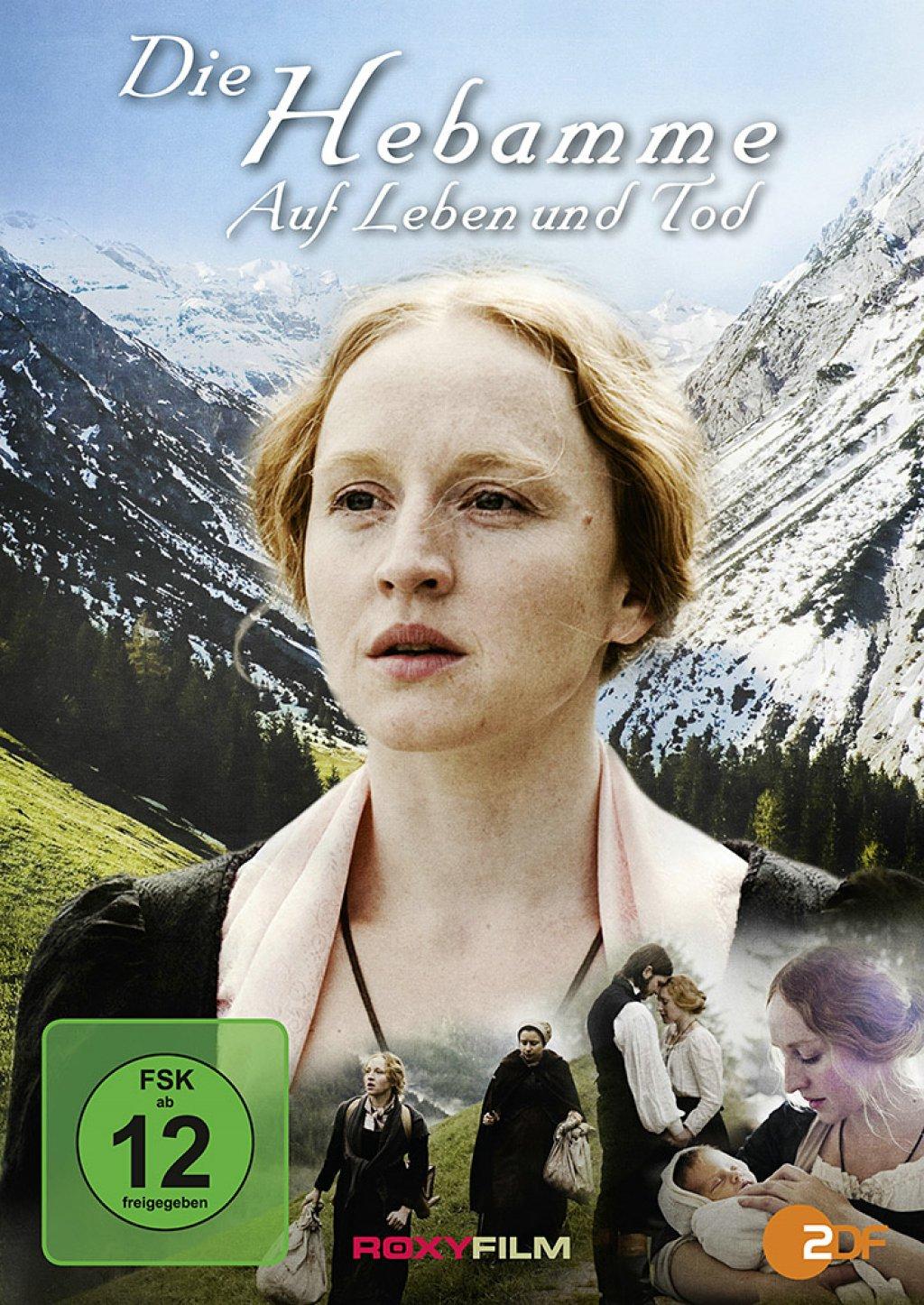 Die Hebamme - Auf Leben und Tod (DVD)