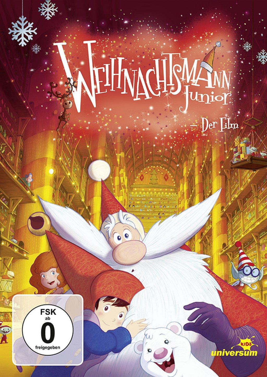 Weihnachtsmann Junior - Der Film (DVD)