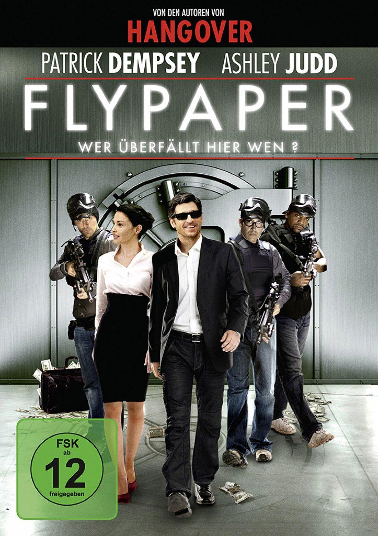 Flypaper - Wer überfällt hier wen? (DVD)