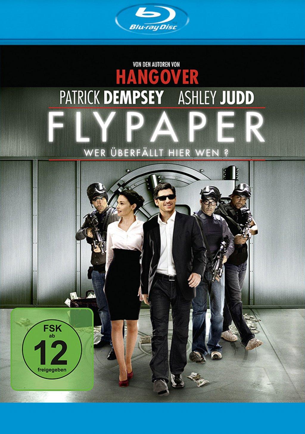 Flypaper - Wer überfällt hier wen? (Blu-ray)