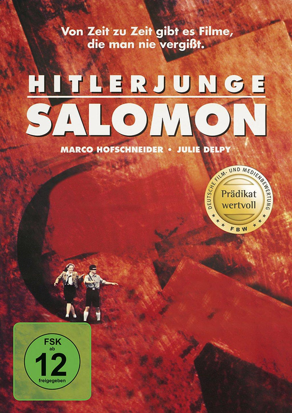 Hitlerjunge Salomon (DVD)
