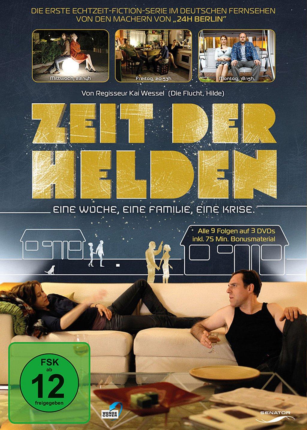 Zeit der Helden (DVD)