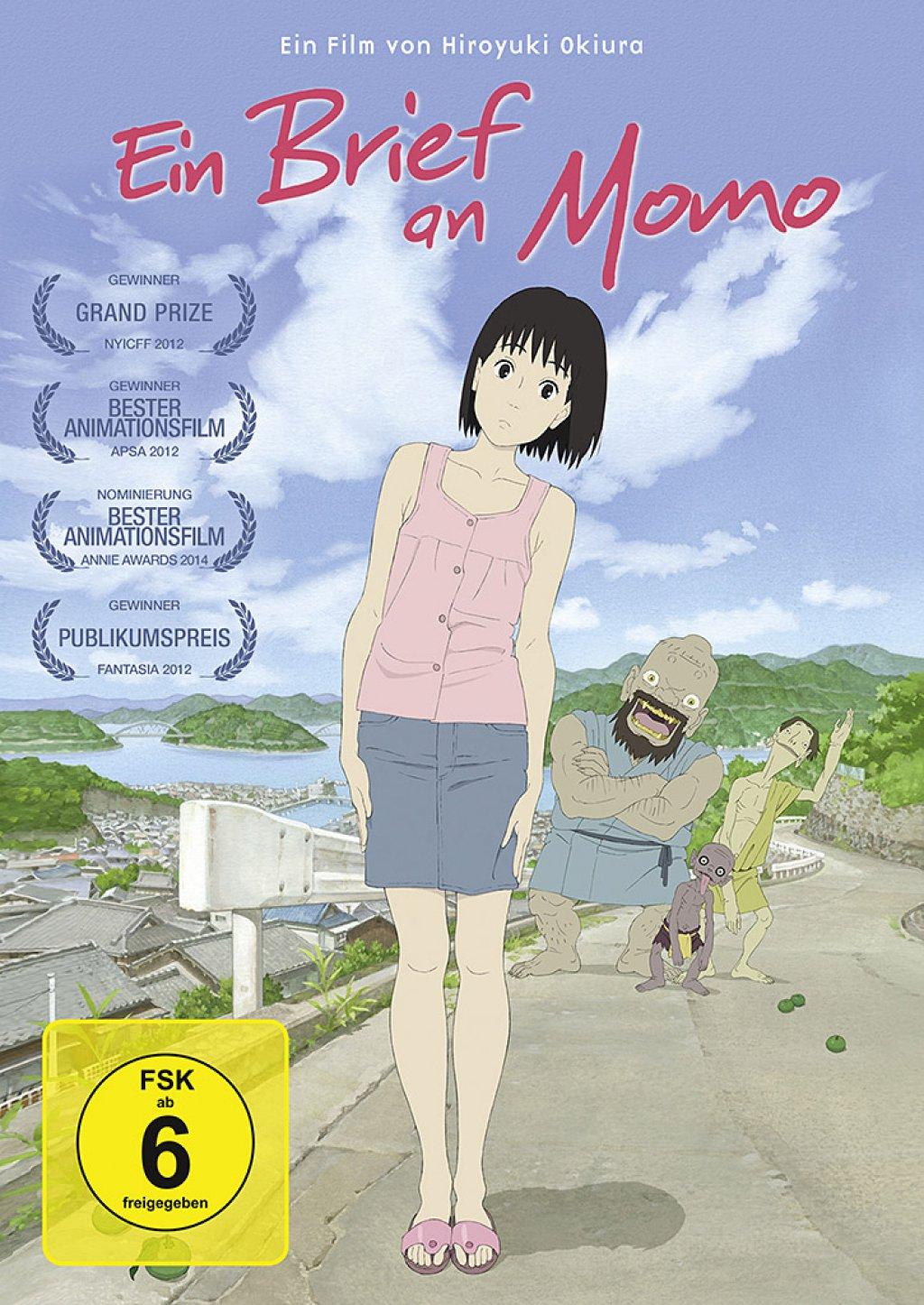Ein Brief an Momo (DVD)