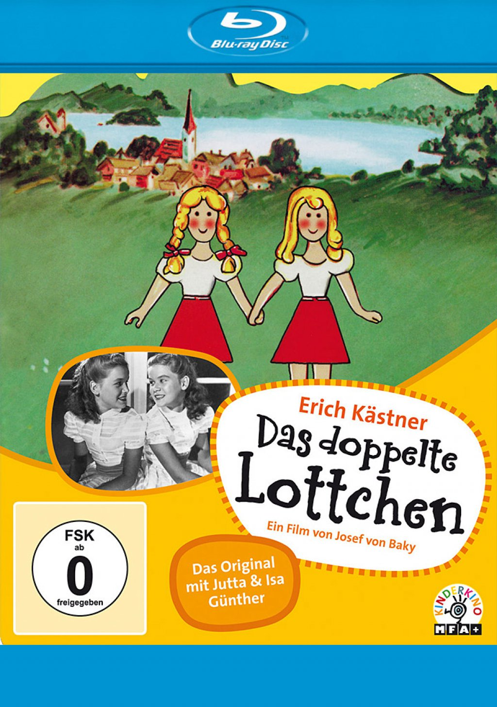 Das doppelte Lottchen (Blu-ray)