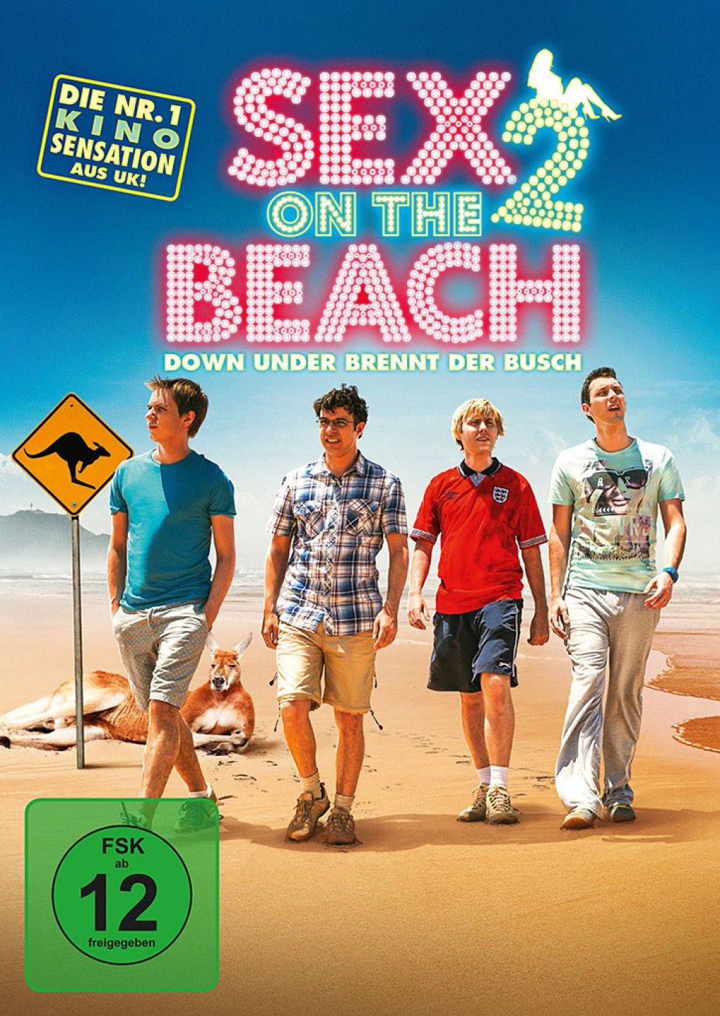 Sex on the Beach 2 (DVD)