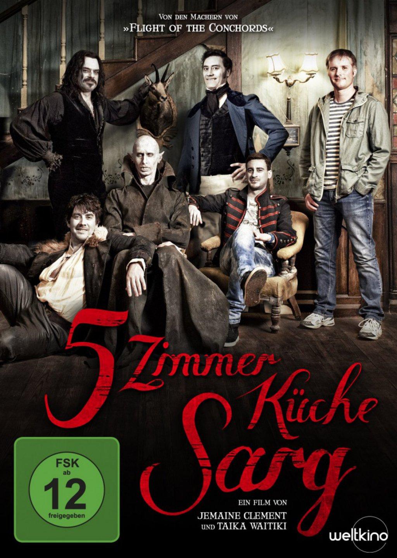 5 Zimmer Küche Sarg (DVD)