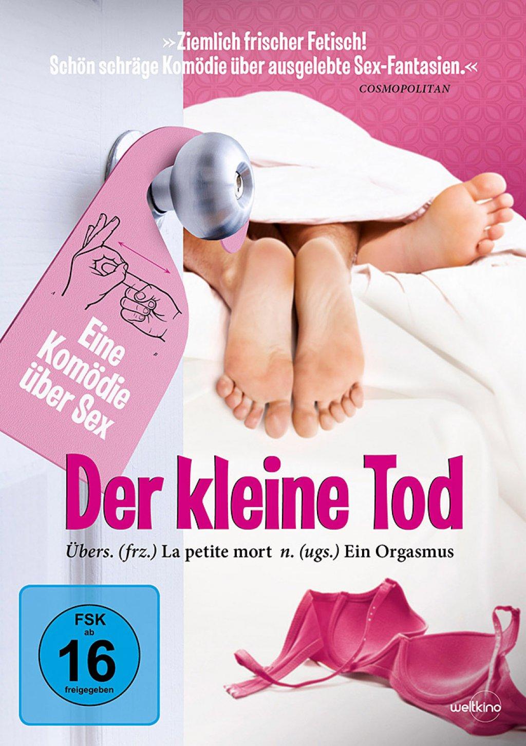 Der kleine Tod - Eine Komödie über Sex (DVD)