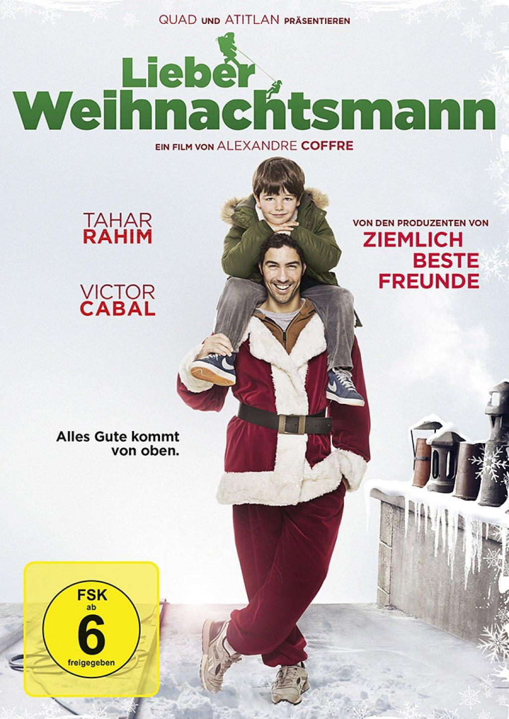 Lieber Weihnachtsmann (DVD)