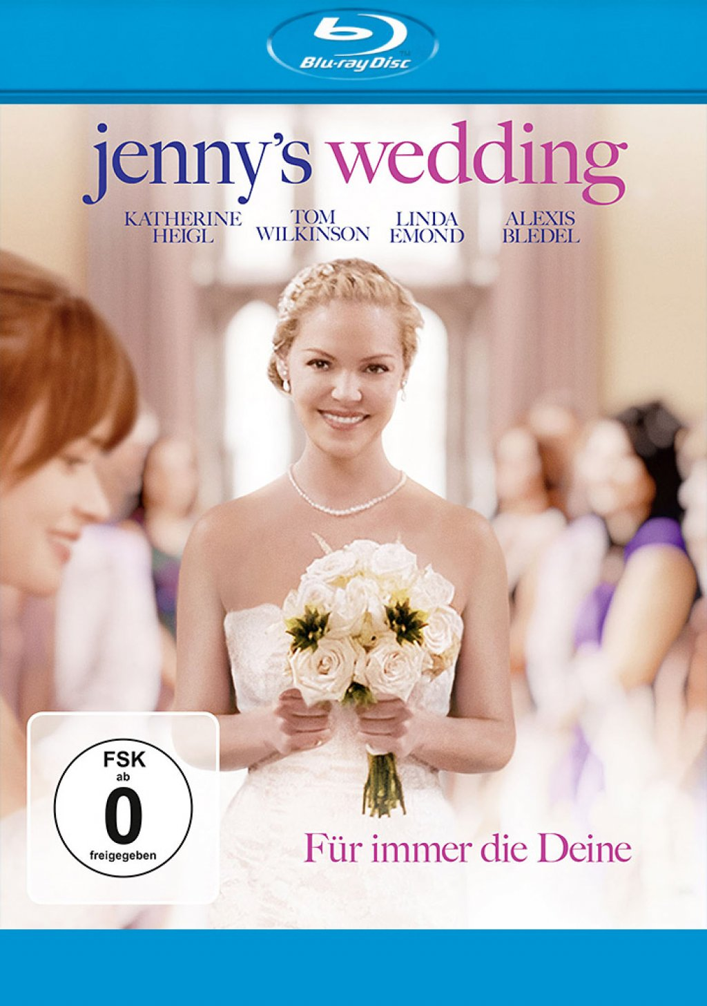Jenny's Wedding (Blu-ray)