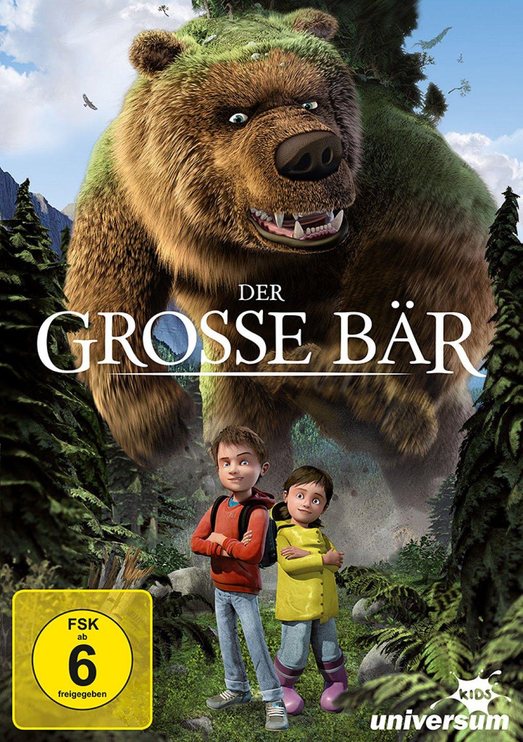 Der grosse Bär (DVD)
