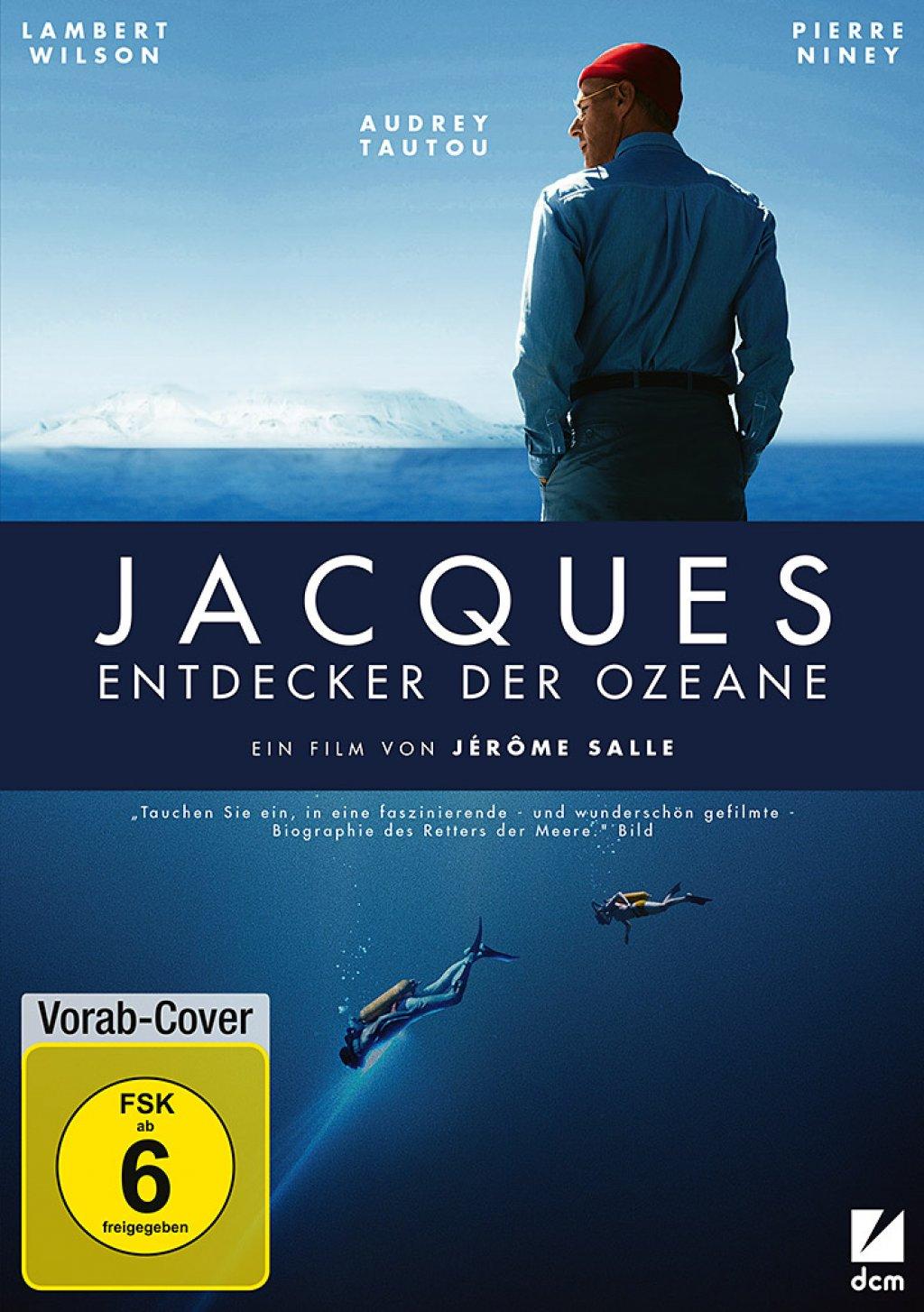 Jacques - Entdecker der Ozeane (DVD)