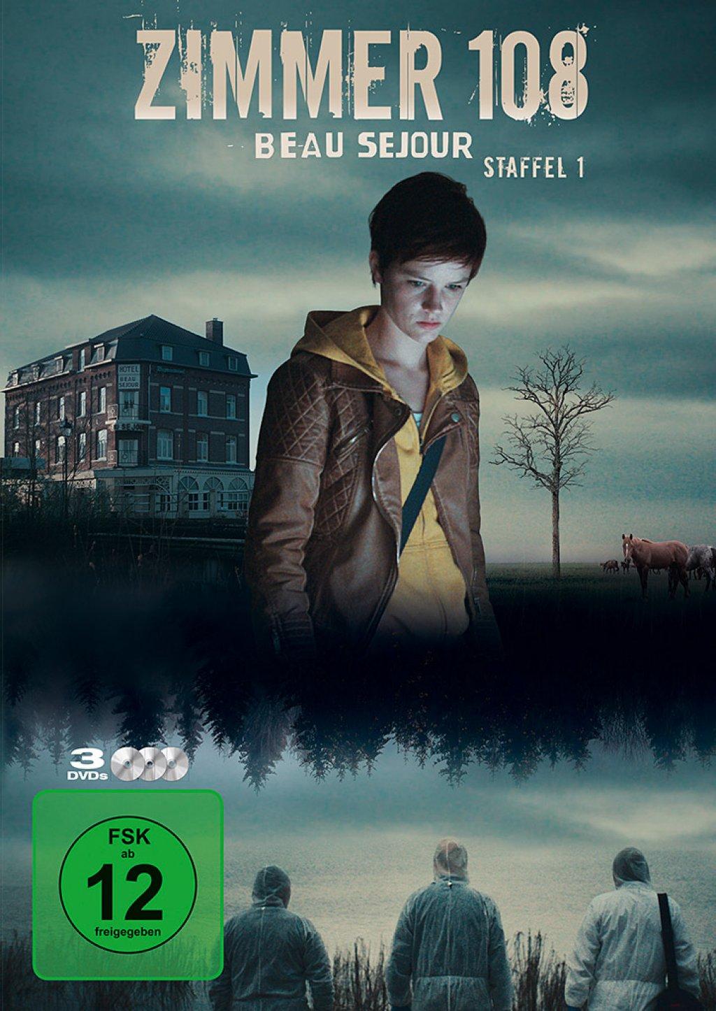 Zimmer 108 - Staffel 01 (DVD)