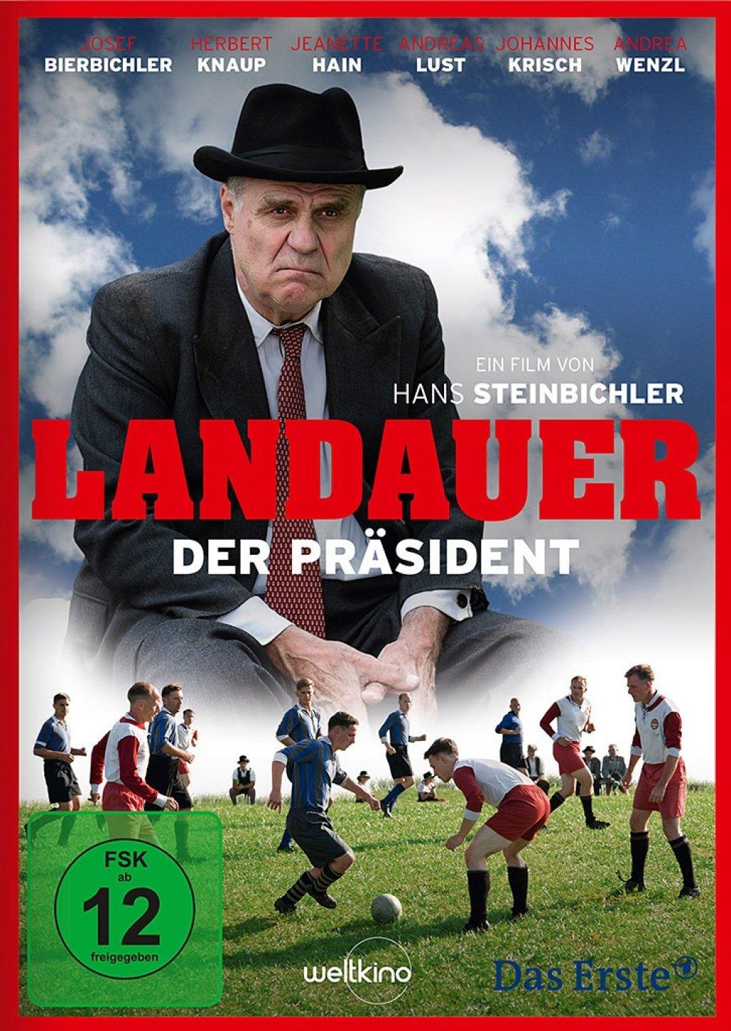 Landauer - Der Präsident - 2. Auflage (DVD)