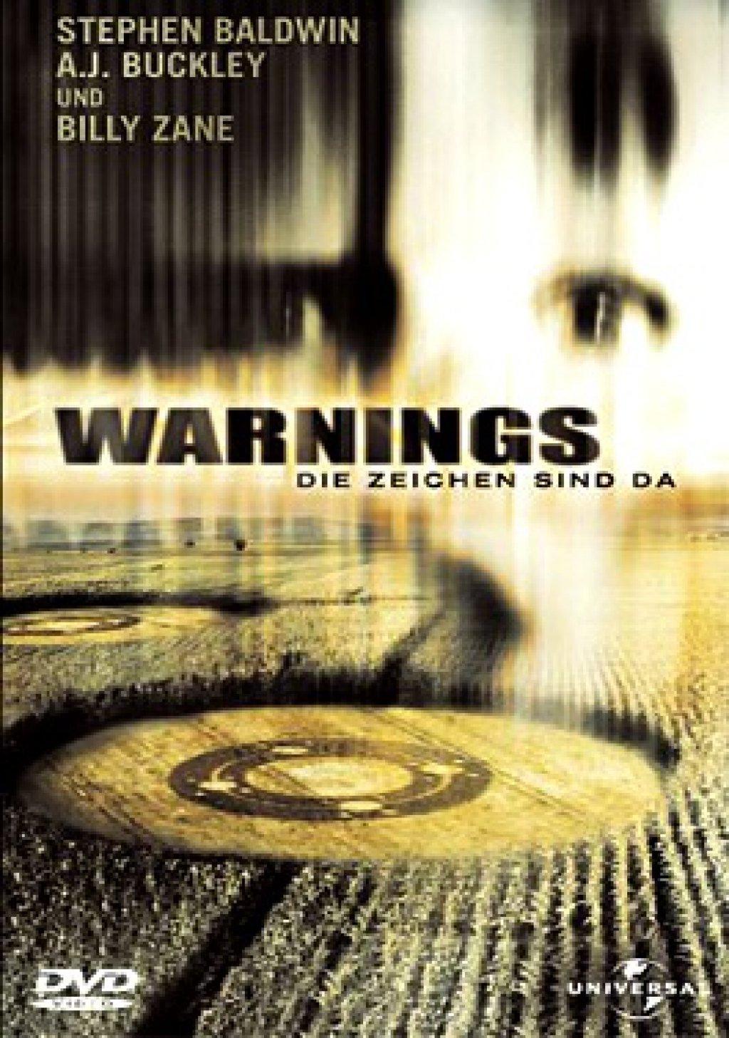 Warnings - Die Zeichen sind da (DVD)