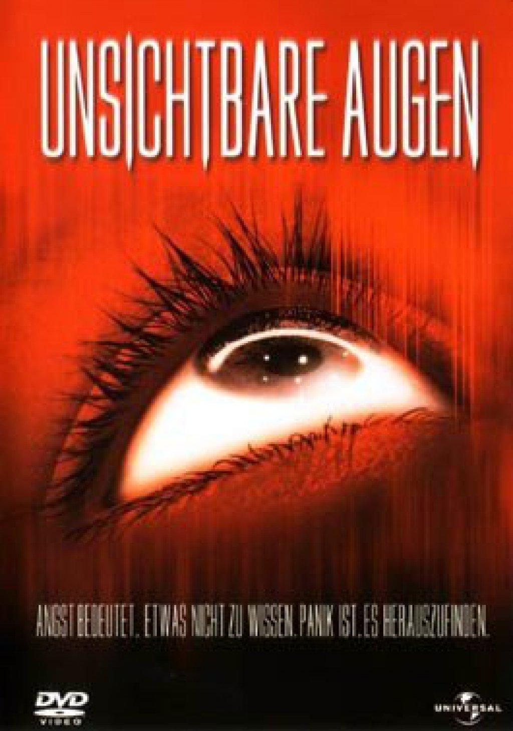 Unsichtbare Augen (DVD)