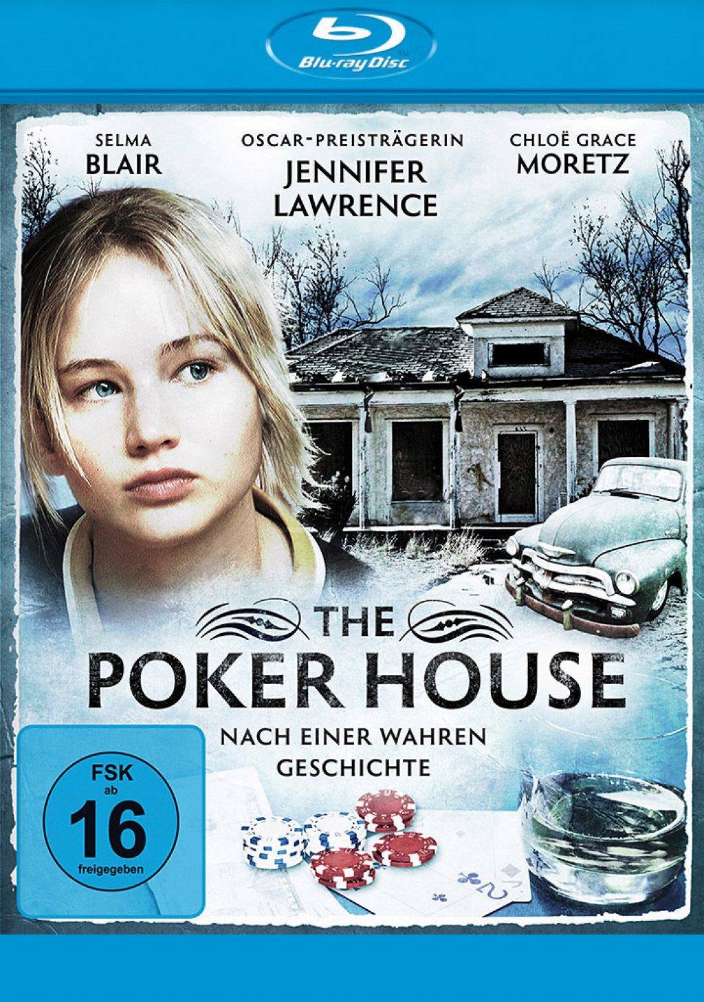 The Poker House - Nach einer wahren Geschichte (Blu-ray)