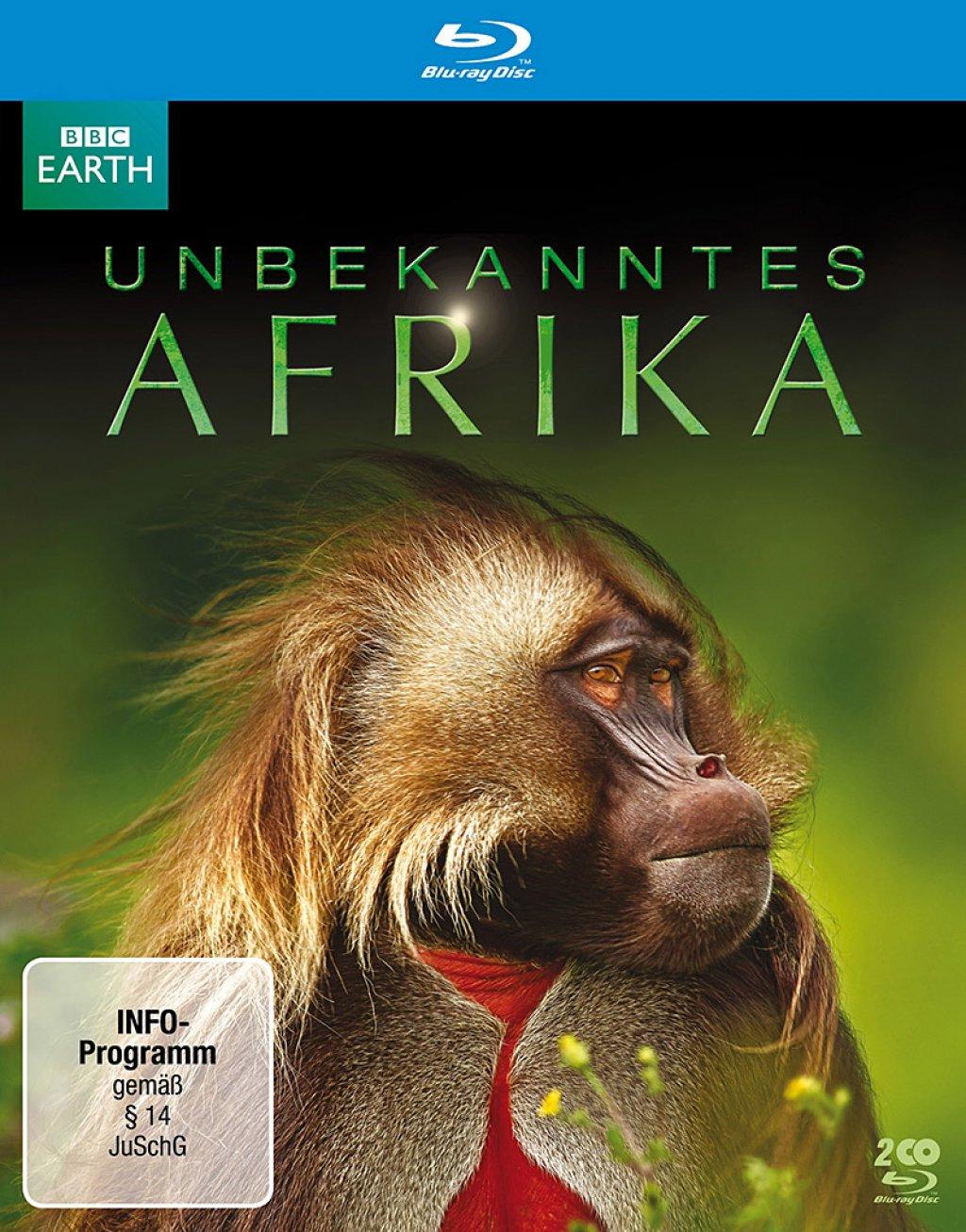 Unbekanntes Afrika (Blu-ray)