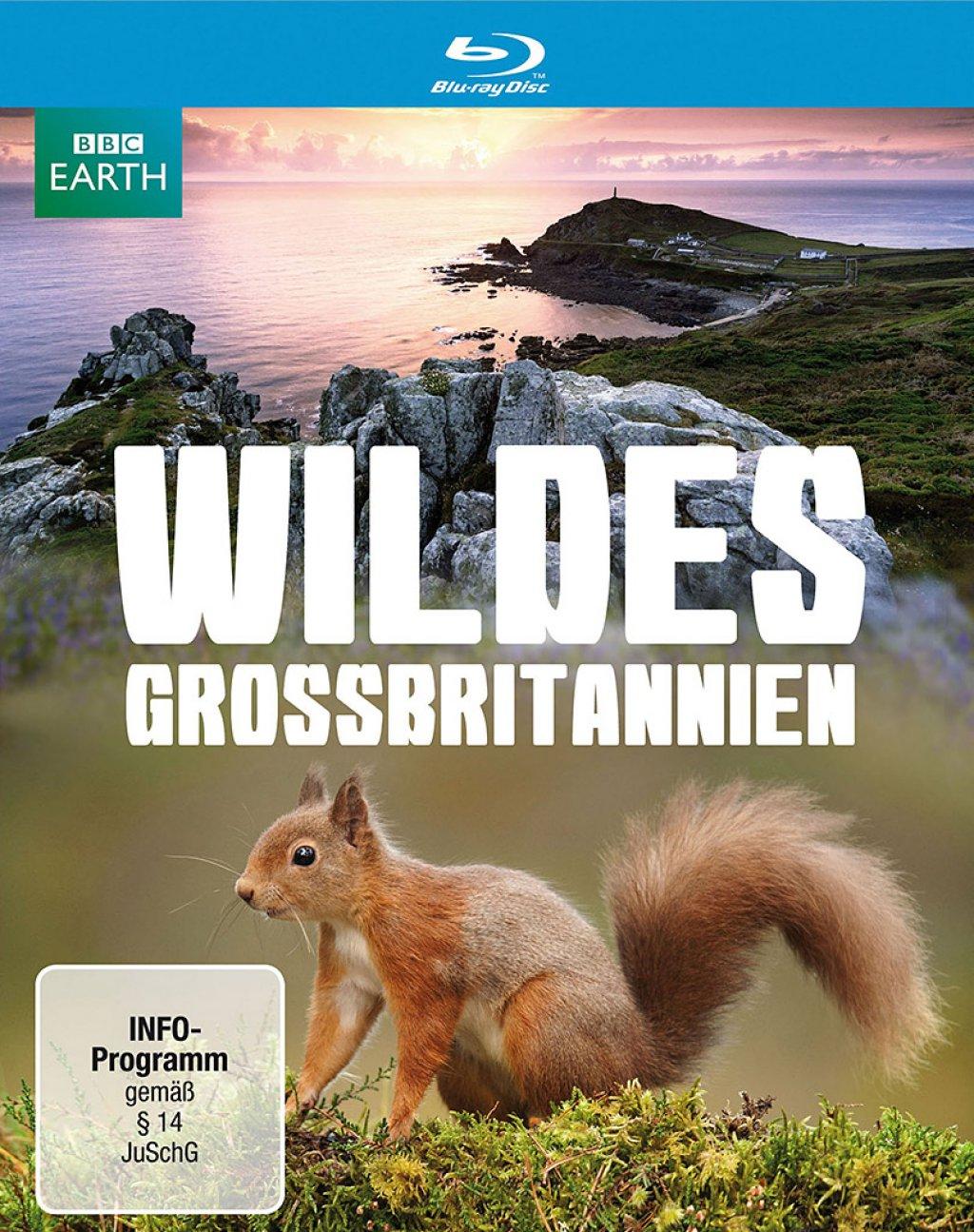 Wildes Grossbritannien (Blu-ray)