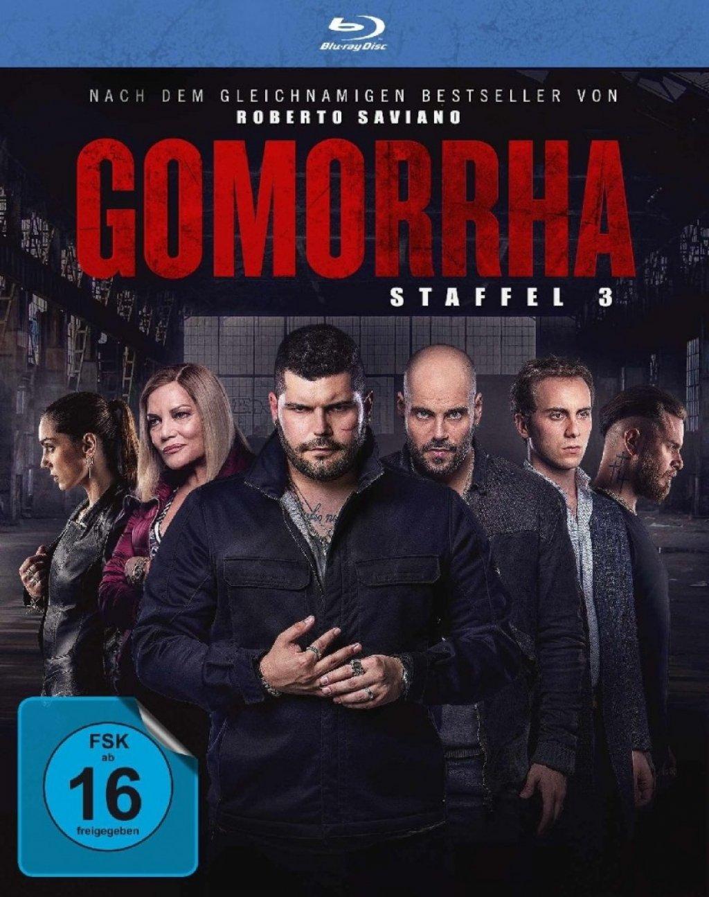 Gomorrha Stream German