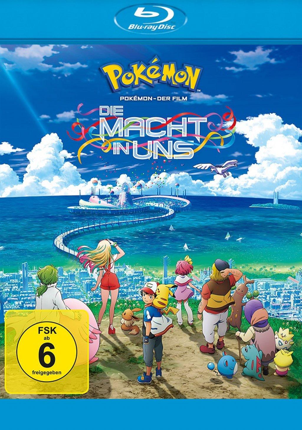 Pokémon - Der Film: Die Macht in uns (Blu-ray)