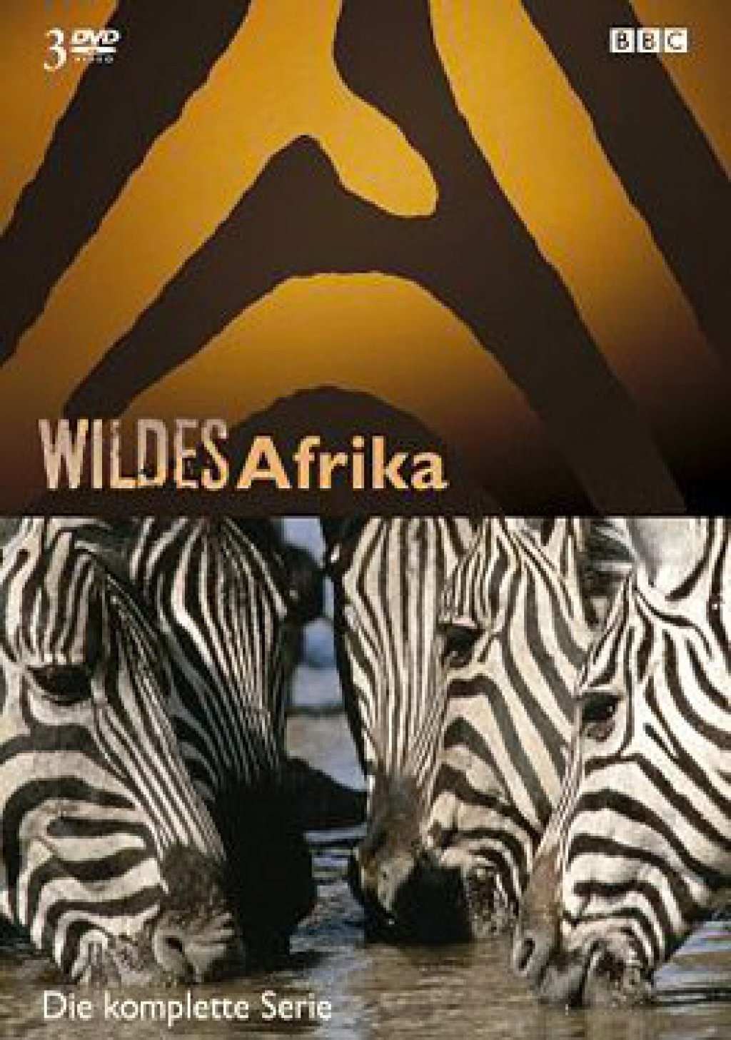 Wildes Afrika (DVD)