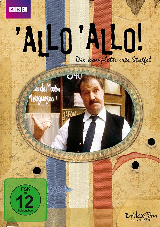 `Allo `Allo! - Die komplette erste Staffel (DVD)