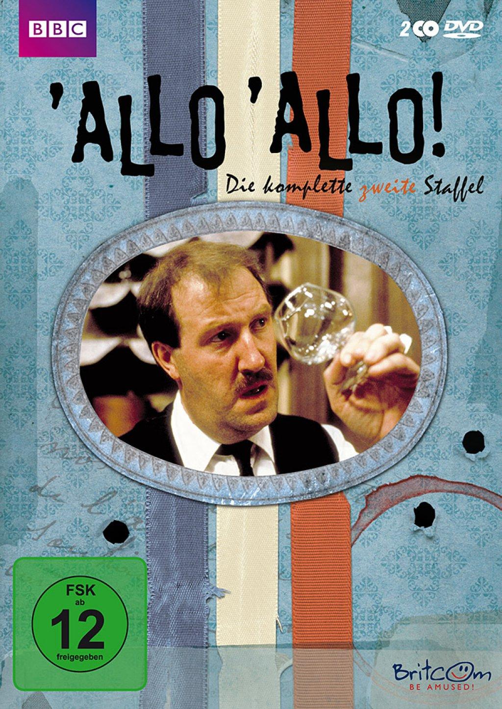 `Allo `Allo! - Die komplette zweite  Staffel (DVD)