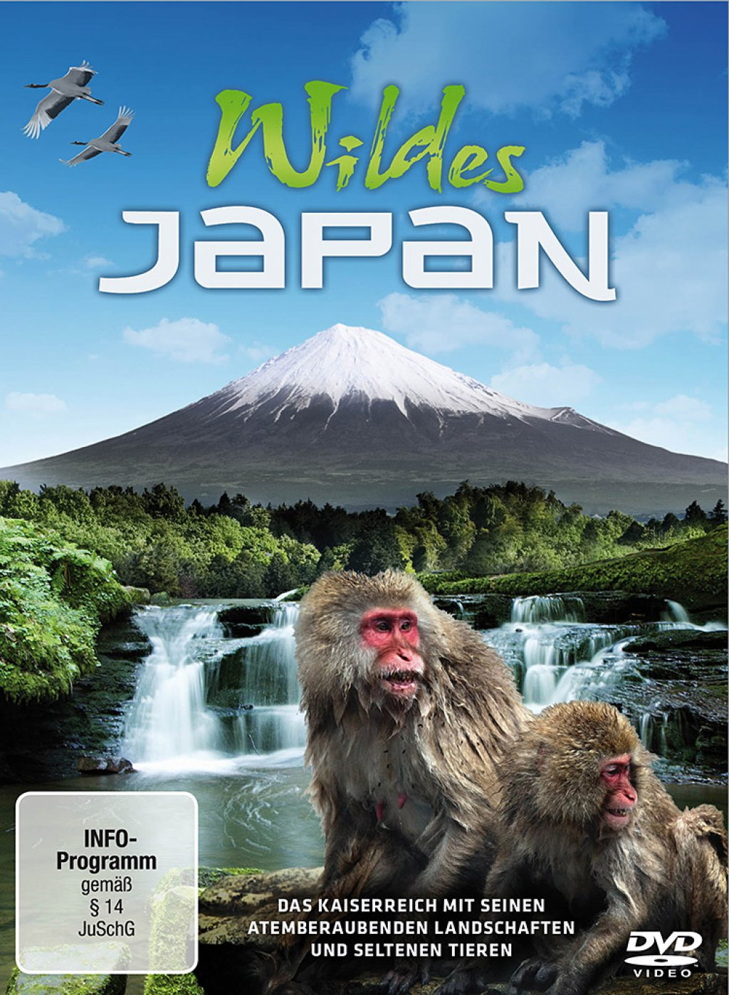 Wildes Japan (DVD)