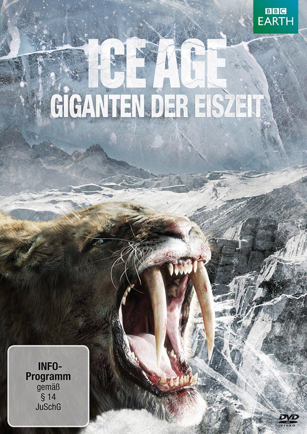 Ice Age - Giganten der Eiszeit (DVD)