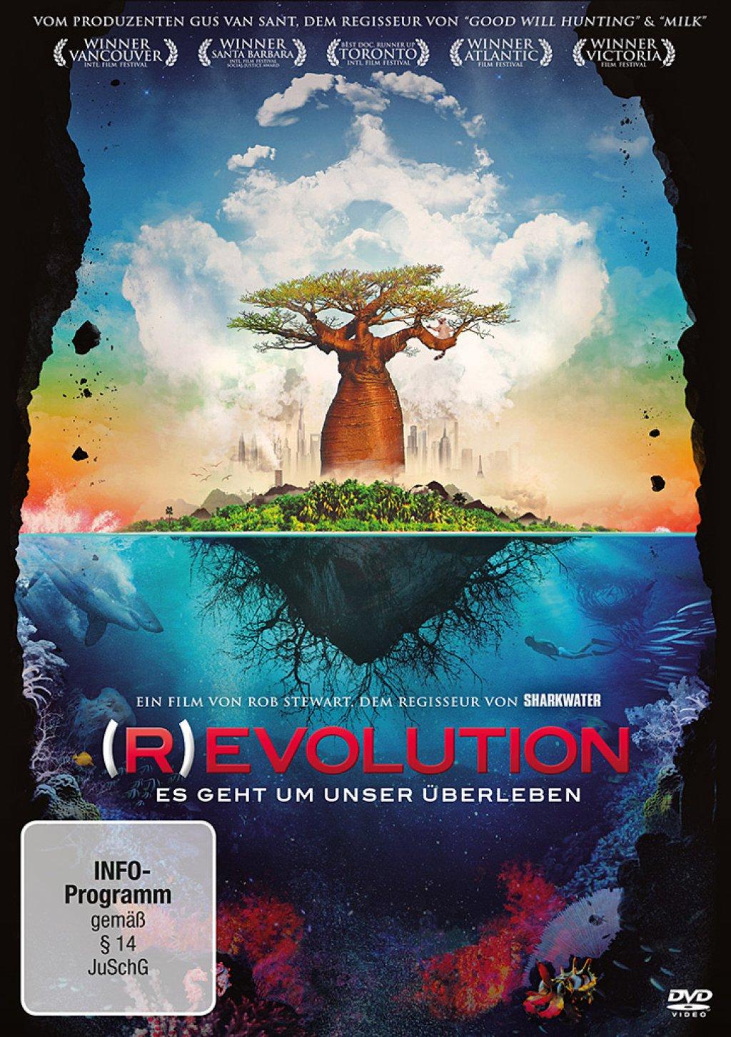 (R)EVOLUTION - Es geht um unser Überleben (DVD)