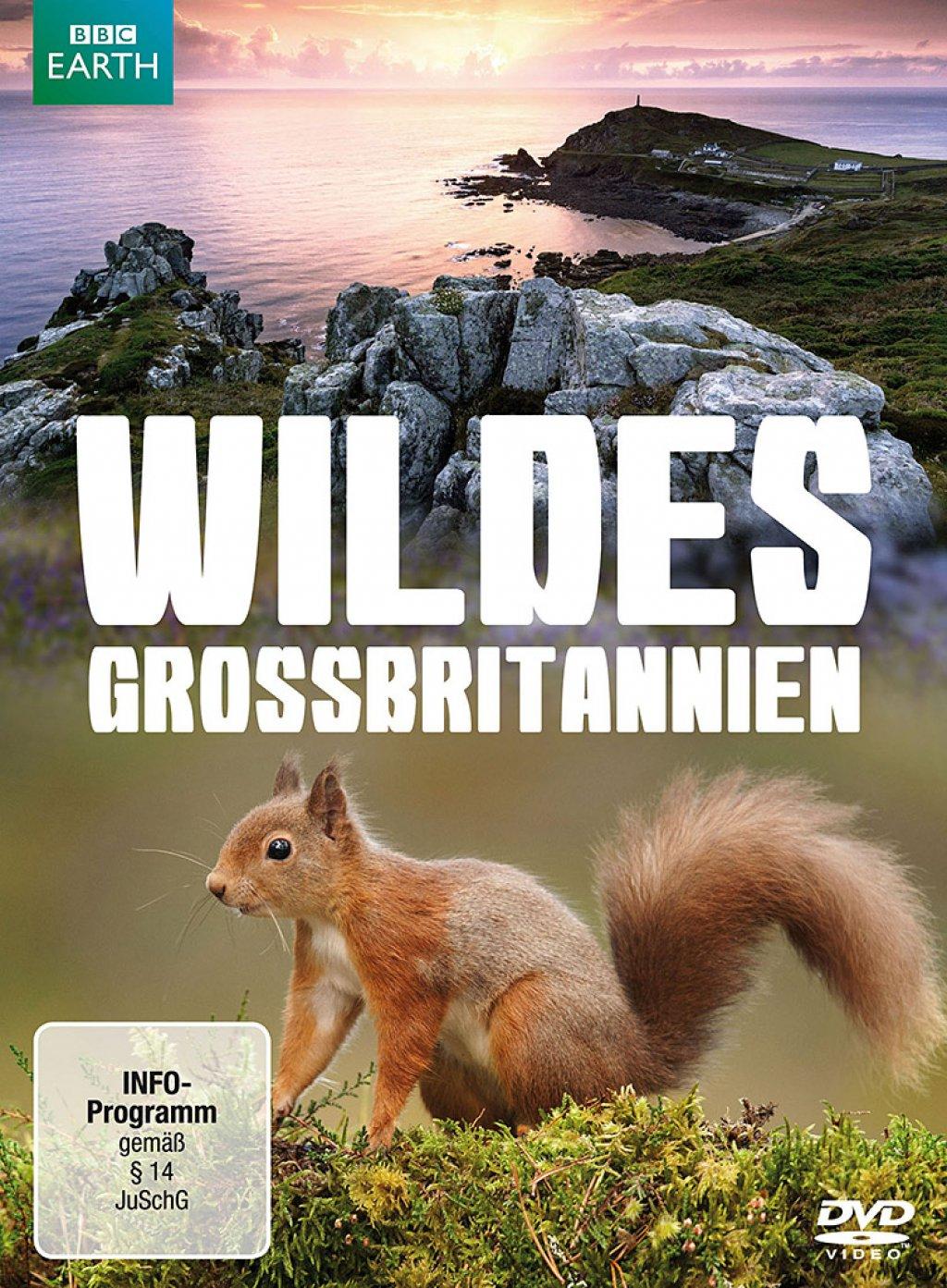 Wildes Grossbritannien (DVD)