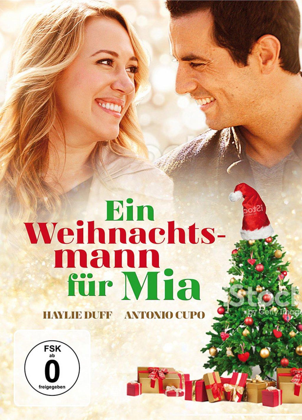 Ein Weihnachtsmann für Mia (DVD)