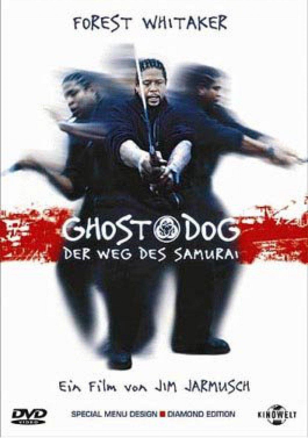 Ghost Dog - Der Weg des Samurai (DVD)
