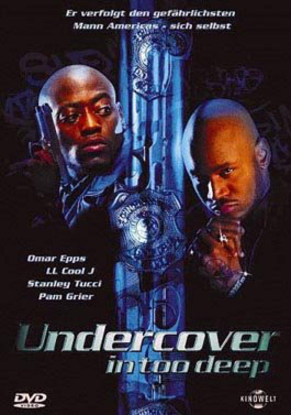 Undercover: In Too Deep (DVD)