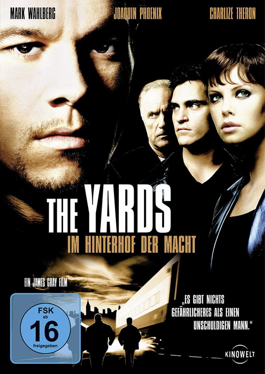 The Yards - Im Hinterhof der Macht (DVD)