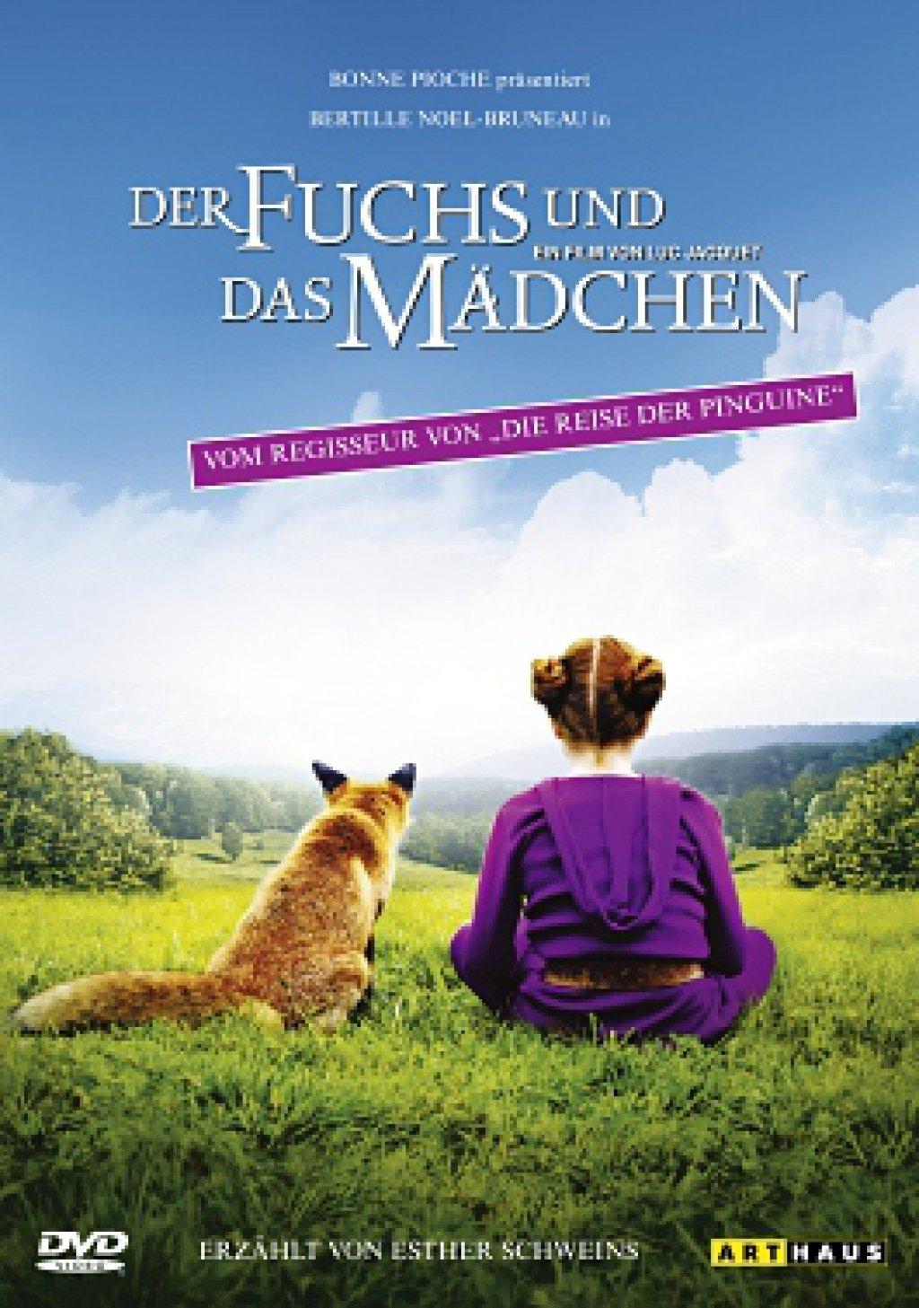 Der Fuchs und das Mädchen (DVD)