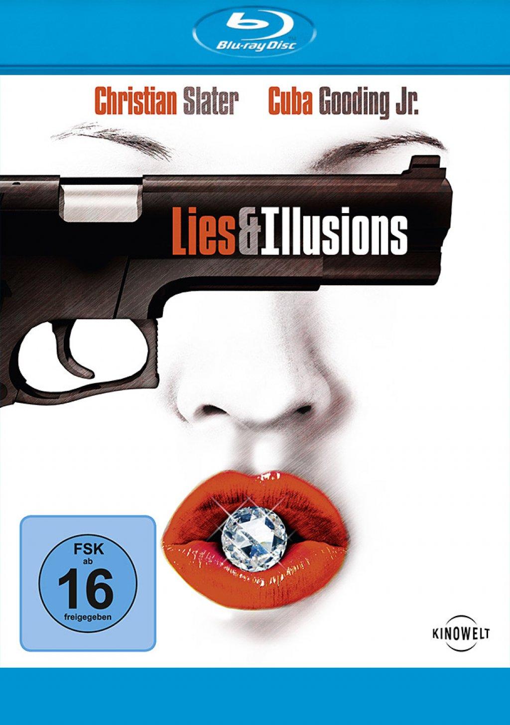 Lies & Illusions (Blu-ray)