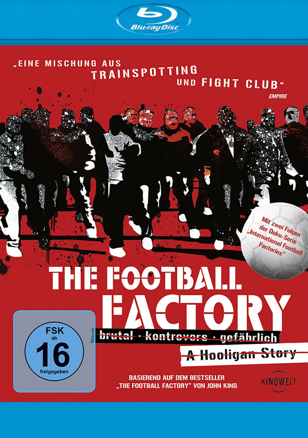 The Football Factory (Blu-ray)