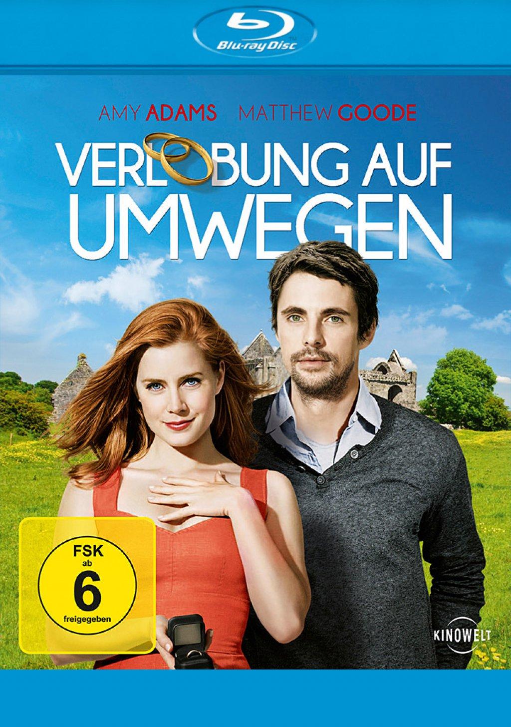 Verlobung auf Umwegen (Blu-ray)