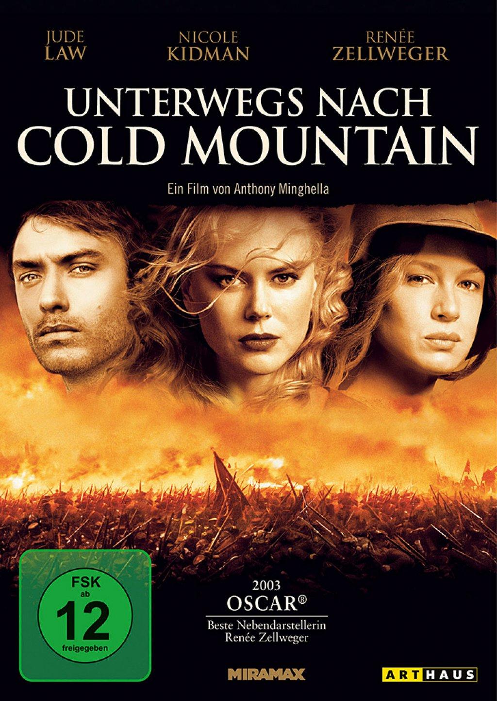 Unterwegs nach Cold Mountain (DVD)